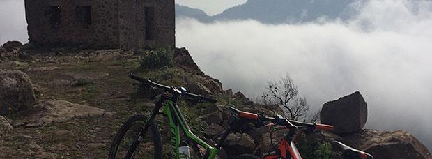 La foto del día en TodoMountainBike: 'Castillo del Kola (Monte Gurugú - Marruecos)'