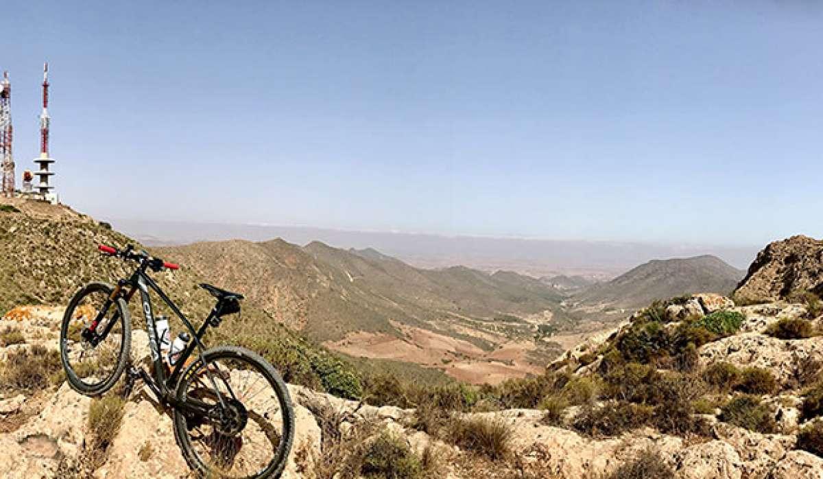 """La foto del día en TodoMountainBike: """"Monte Sidi Athmane"""""""