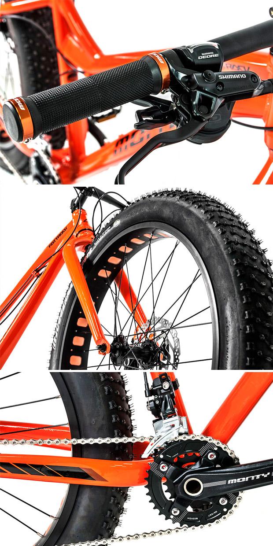 En TodoMountainBike: Monty Fattrack 2017, una 'ruedas gordas' para disfrutar sobre todo tipo de terrenos