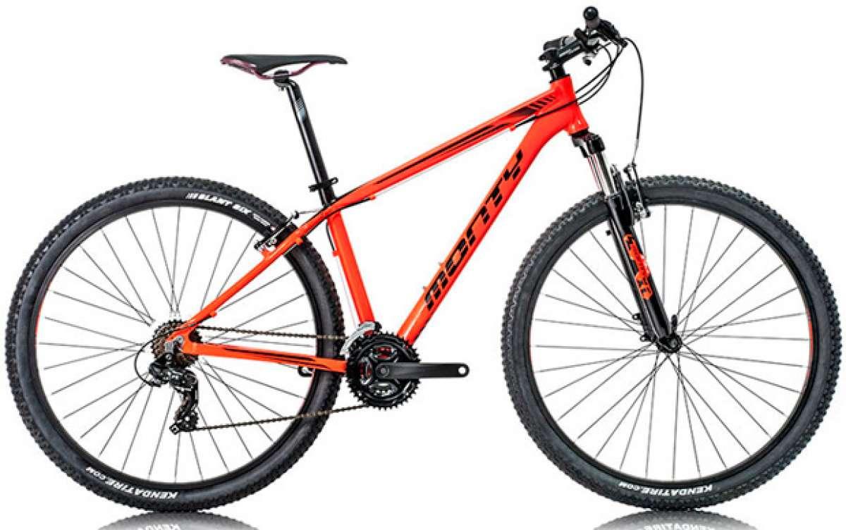 Monty KY19, KY29, KY39 y KY59, la nueva gama de iniciación al Mountain Bike de la firma española