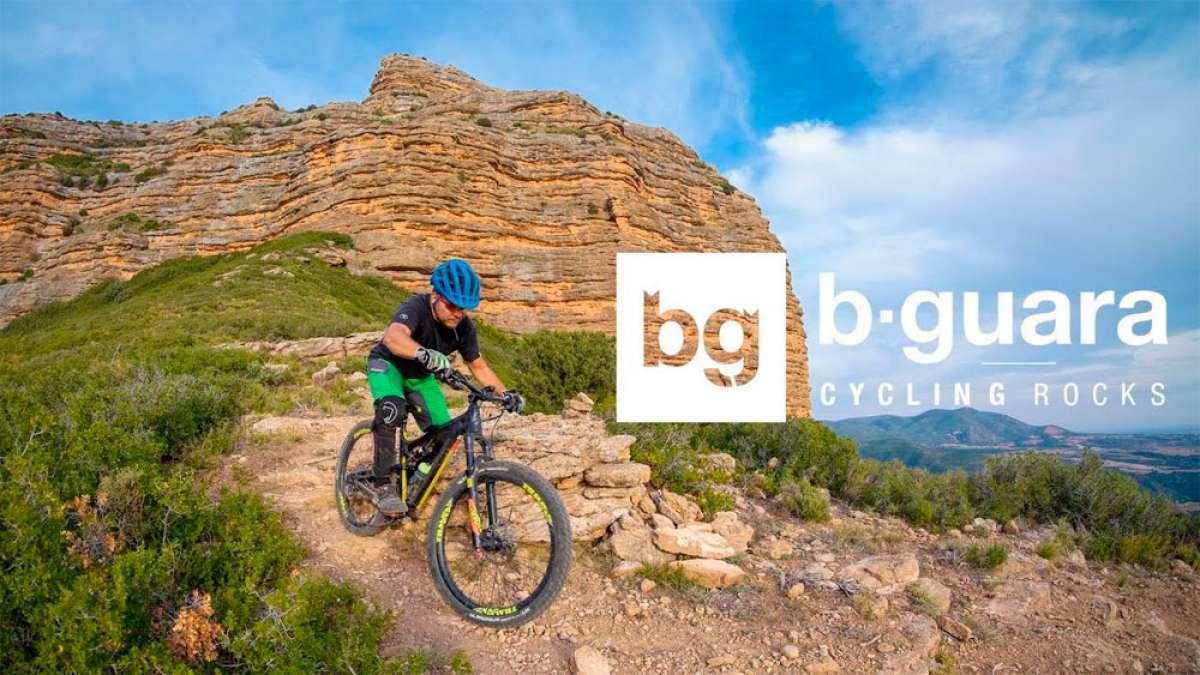 En TodoMountainBike: Mountain Bike en la Sierra de Guara con el equipo de TrackMTB