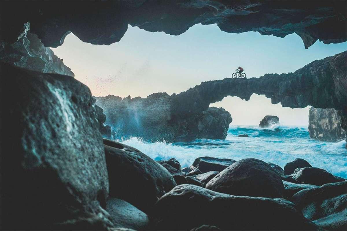 Mountain Bike en la isla de El Hierro (Islas Canarias) con David Cachon