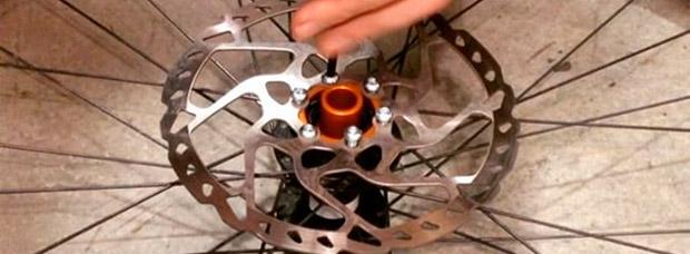 MRP Better Boost, un adaptador para convertir el buje delantero a estándar Boost