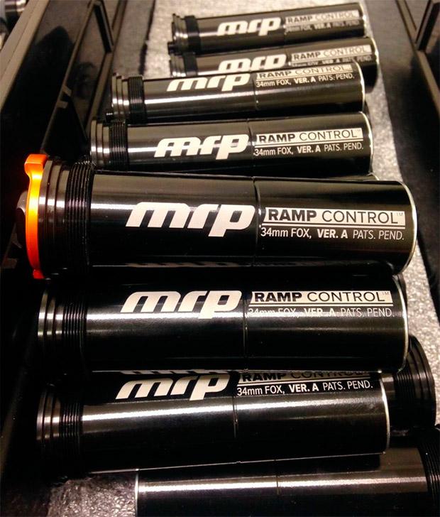 MRP Ramp Control, un cartucho para ajustar la progresividad de horquillas FOX y RockShox al vuelo