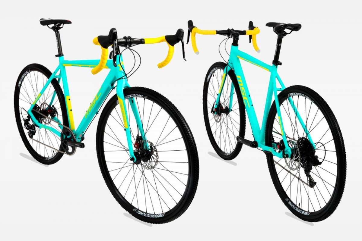 "MSC Gravel, una interesante bicicleta ""todocamino"" a precio imbatible"