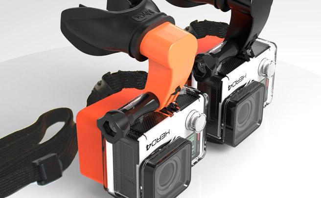 MyGo Mouth Mount, un soporte para grabar vídeos con GoPro a mordisco limpio