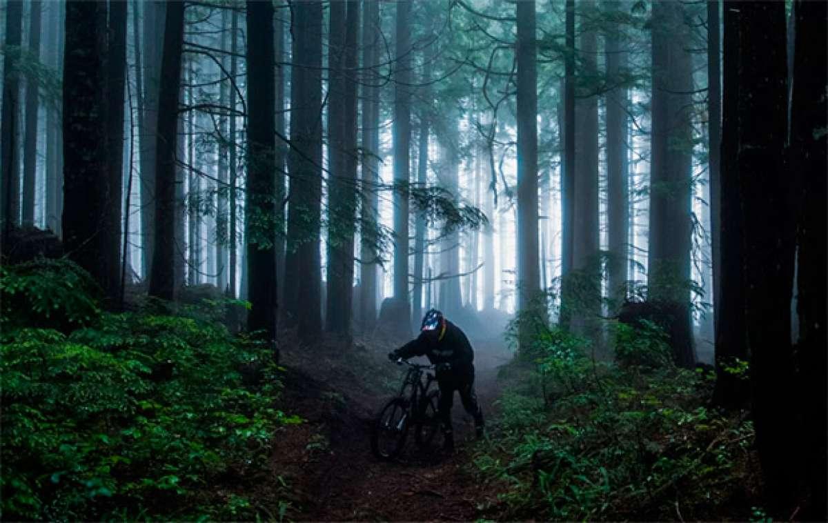 Negative Infinity, otro pequeño corto de Brandon Semenuk al más puro estilo de Hollywood