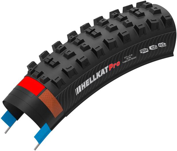En TodoMountainBike: Para amantes del DH: nuevos neumáticos Kenda Hellkat y Kenda Helldiver