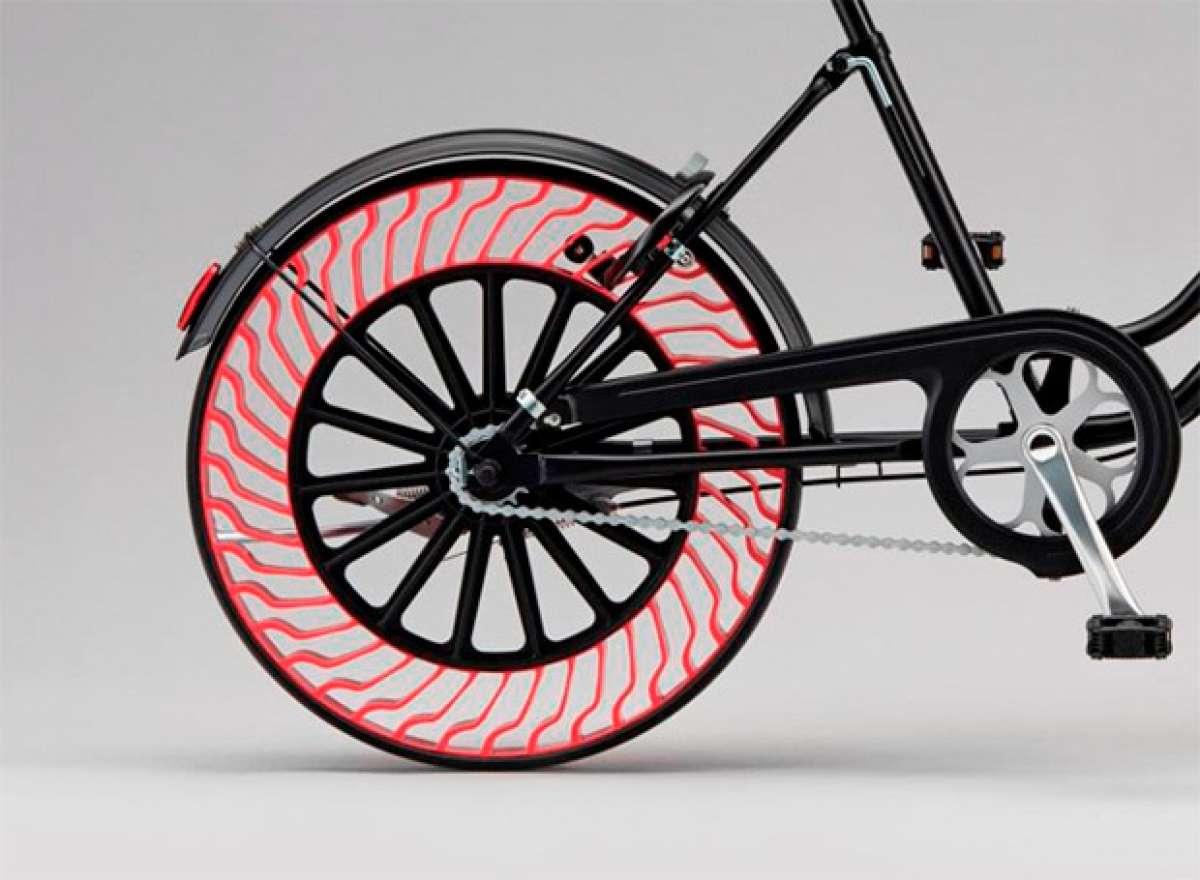 En TodoMountainBike: Los neumáticos sin aire de Bridgestone, a punto para las pruebas ciclistas de los Juegos Olímpicos de Japón 2020