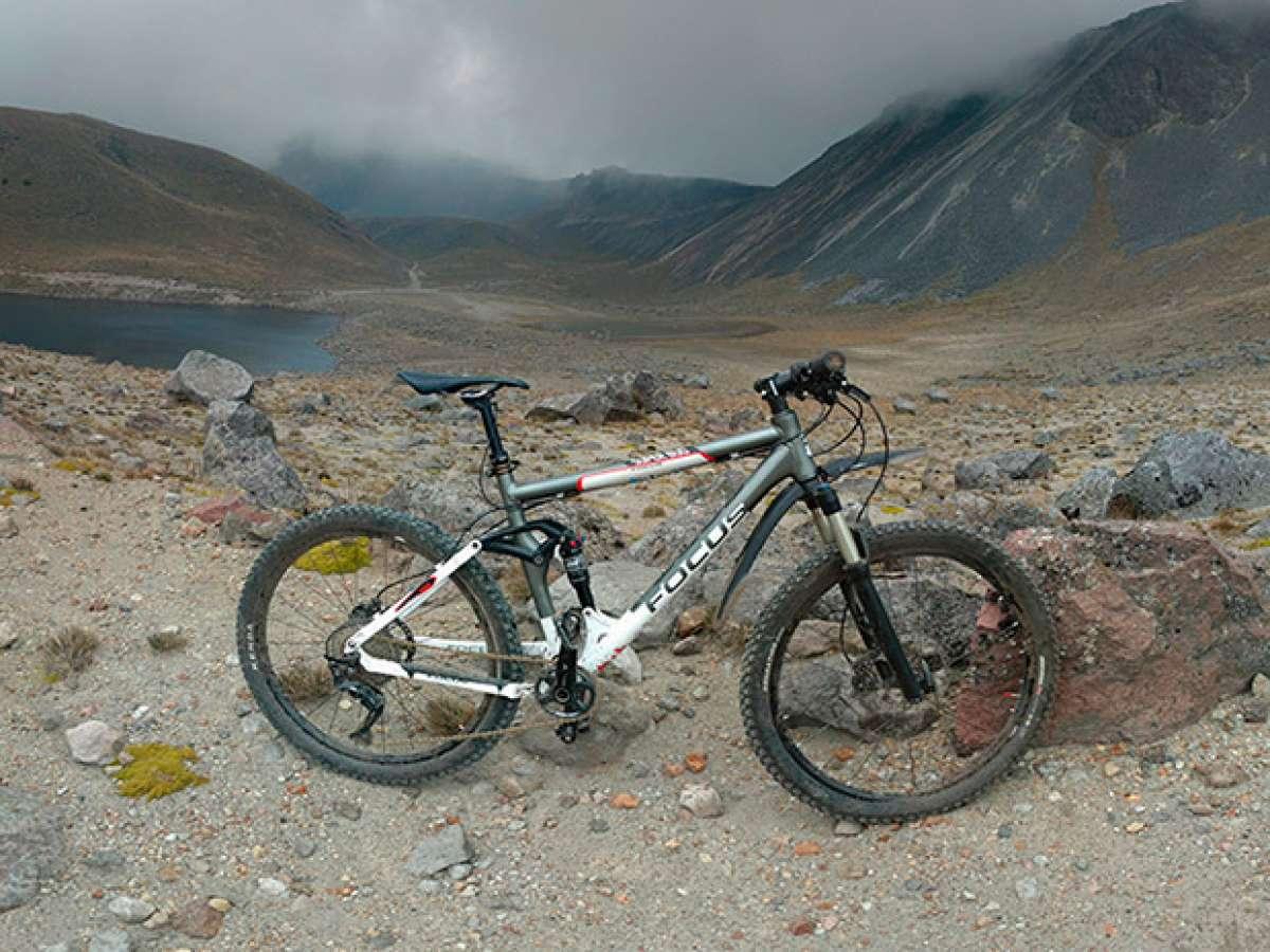 La foto del día en TodoMountainBike: 'Nevado de Toluca'