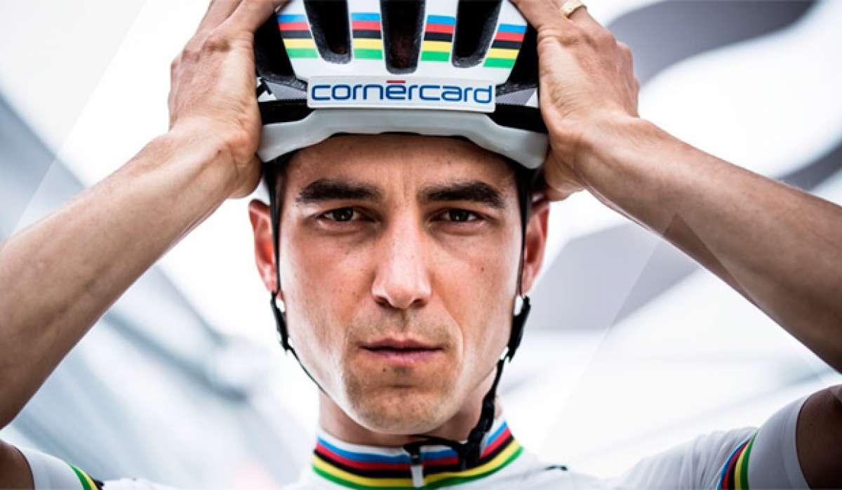 En TodoMountainBike: Nino Schurter y el casco Scott Centric Plus, un binomio perfecto