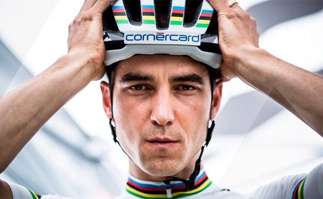 Nino Schurter y el casco Scott Centric Plus, un binomio perfecto