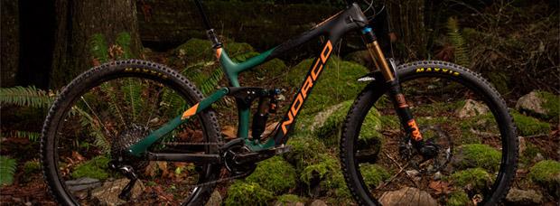 Norco Range Carbon 2017, dos medidas de rueda para una bici más 'endurera' que nunca