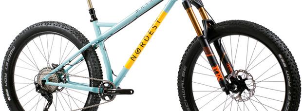 Bardino, la primera rígida para Enduro fabricada en acero de Nordest Cycles