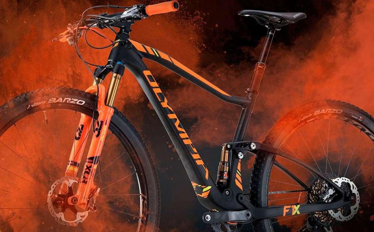 Olympia F1X de 2018: detalles, montajes y precios