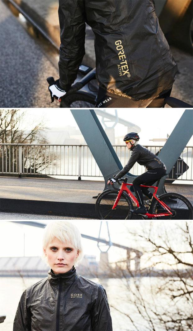 En TodoMountainBike: One Lady Gore-Tex Shakedry, versión femenina de la chaqueta impermeable más avanzada del mundo