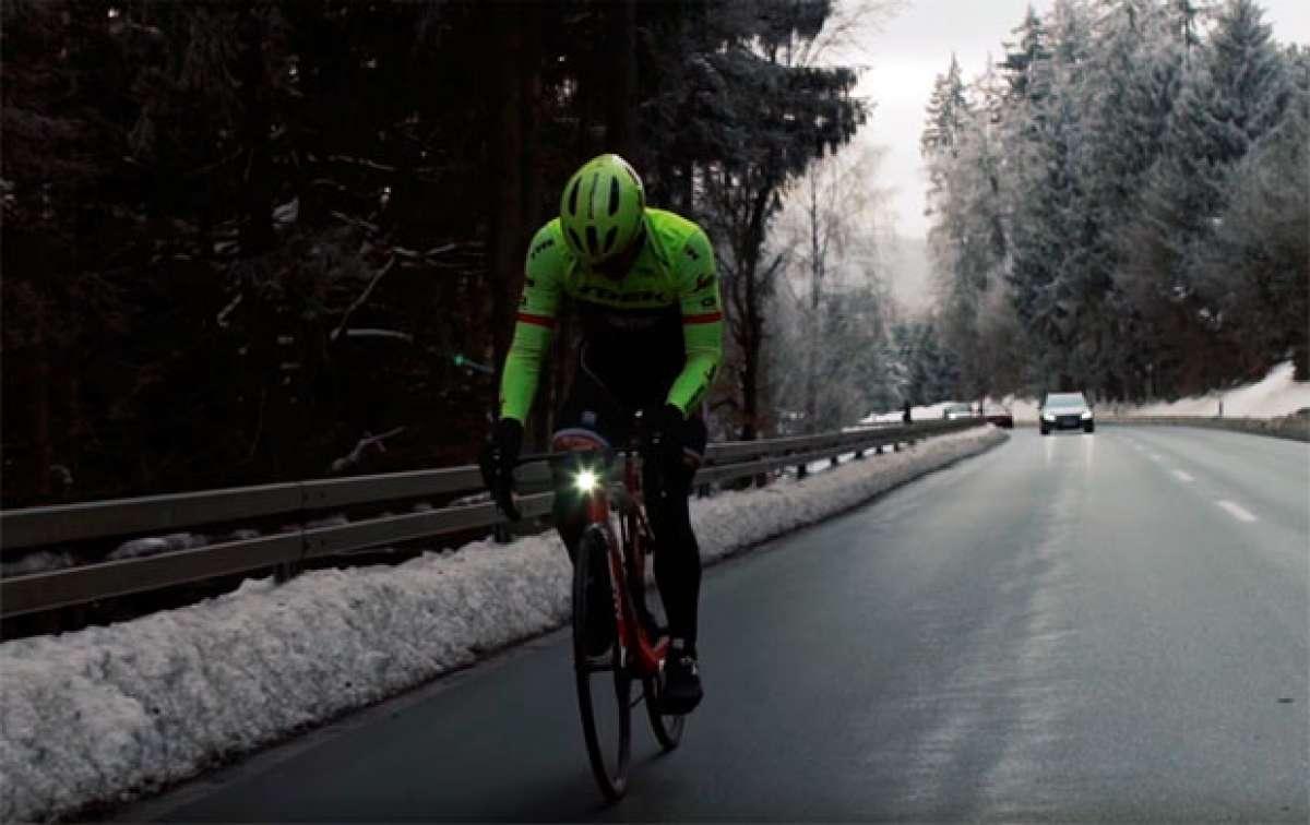 """En TodoMountainBike: John Degenkolb del Trek-Segafredo, sobre las luces diurnas para bicicletas: """"Es lógico llevarlas, igual que las motos"""""""