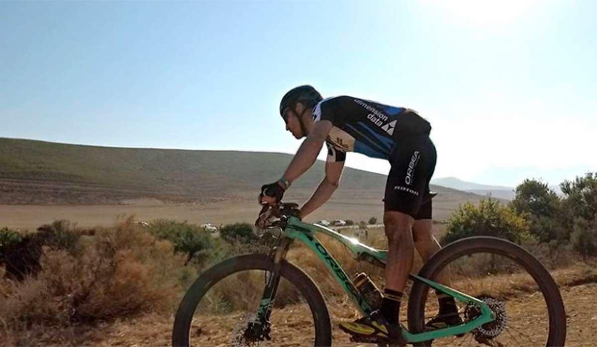 La quinta etapa de la Absa Cape Epic 2017 con Ibon Zugasti y Tomi Misser (Orbea Factory Team)