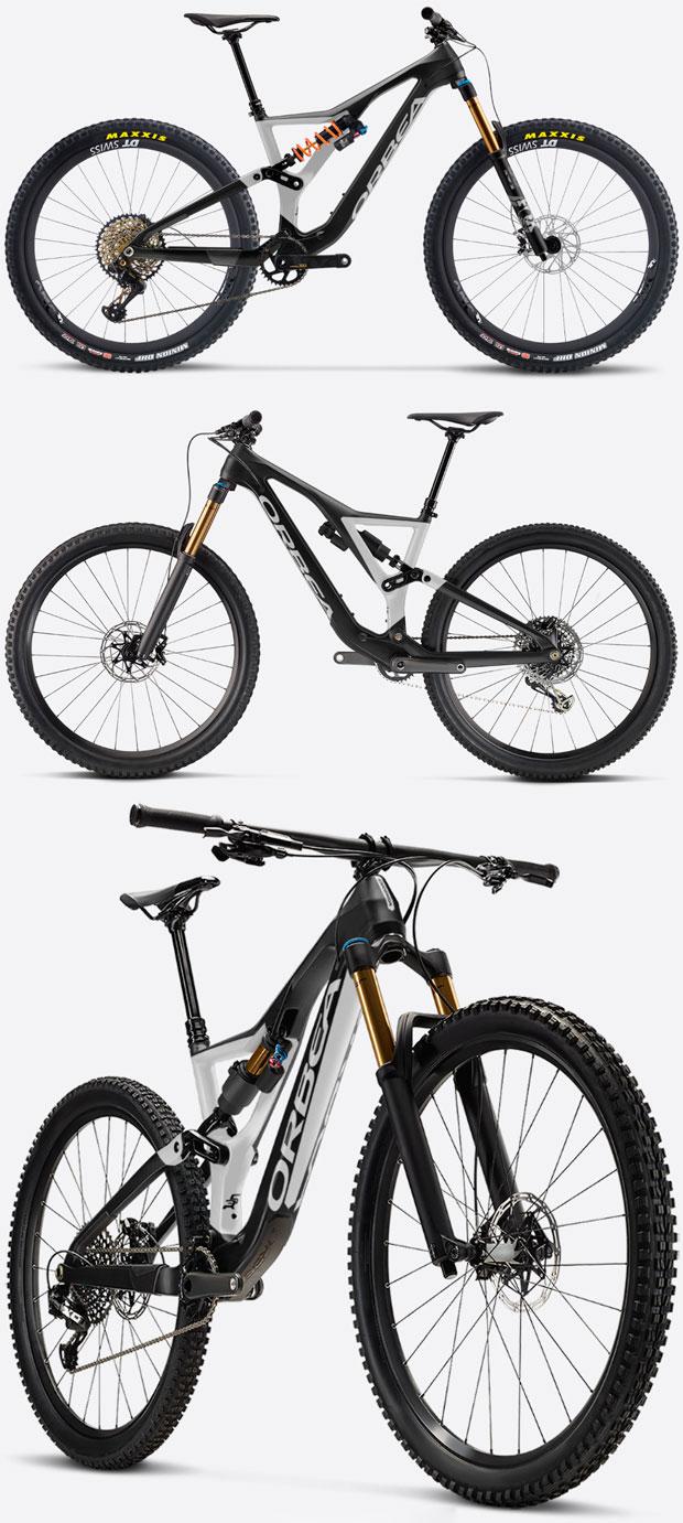 En TodoMountainBike: Rediseño completo, cuadro de carbono y ruedas de 29 pulgadas para la Orbea Rallon de 2018