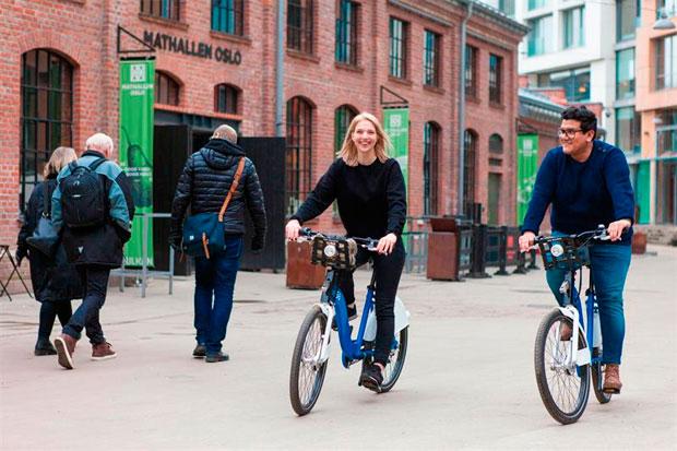 En TodoMountainBike: La solución de Oslo para reducir el tráfico de coches: eliminar los aparcamientos en las calles