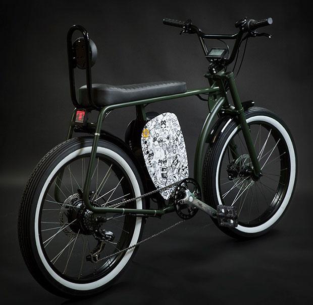 En TodoMountainBike: Retorno a la infancia con la Oto Cycles CrosS, una bicicleta eléctrica inspirada en la estética de los 80