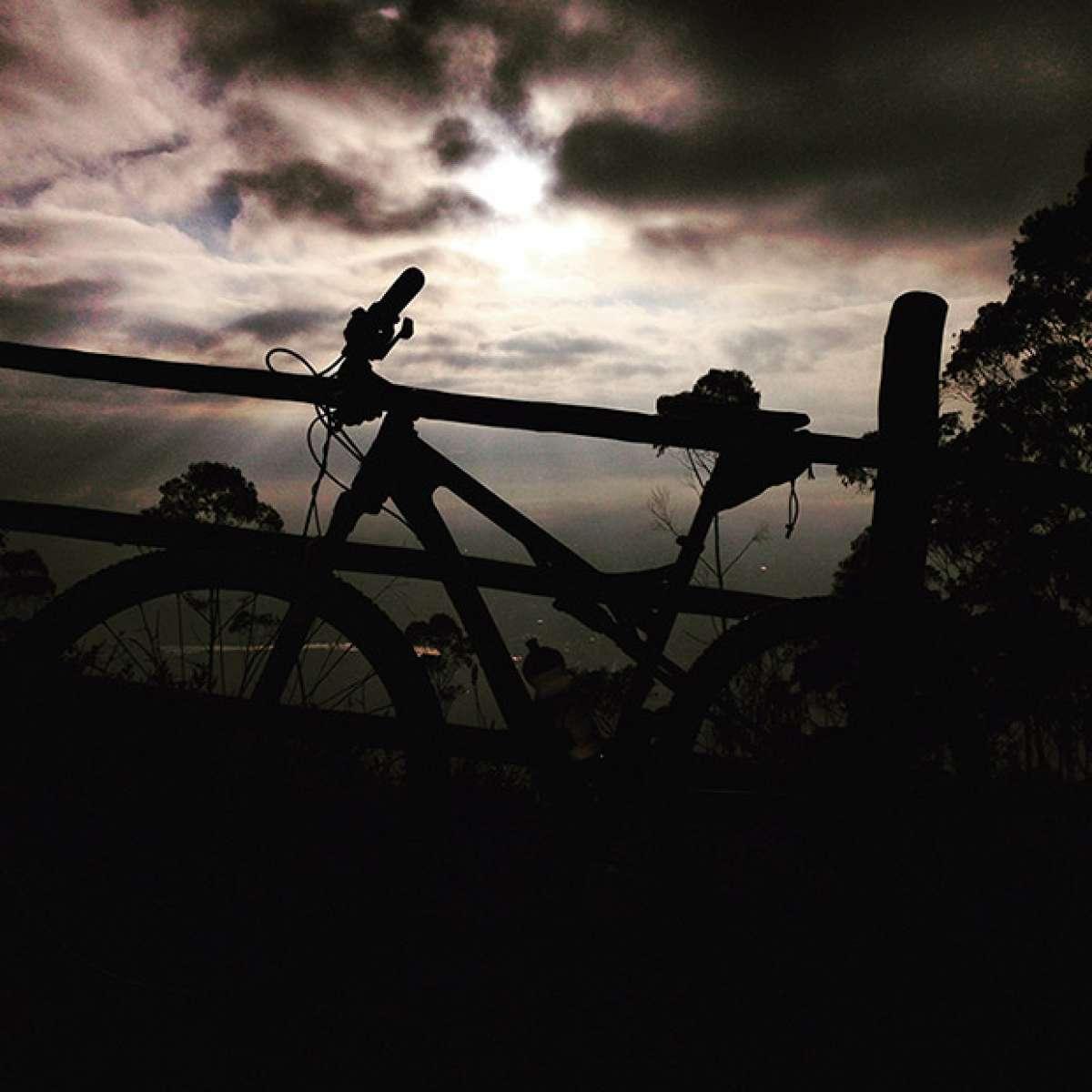 La foto del día en TodoMountainBike: 'Una mañana cualquiera'