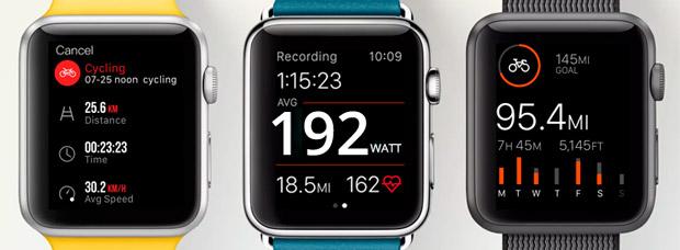 El Apple Watch 3, con medidor de potencia integrado según una de las últimas patentes de la firma