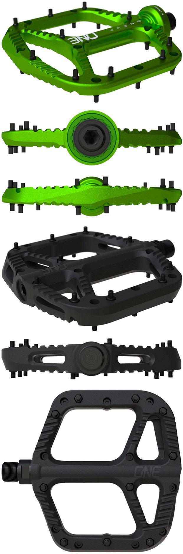 En TodoMountainBike: OneUp Components amplía su catálogo con el lanzamiento de dos pedales de plataforma