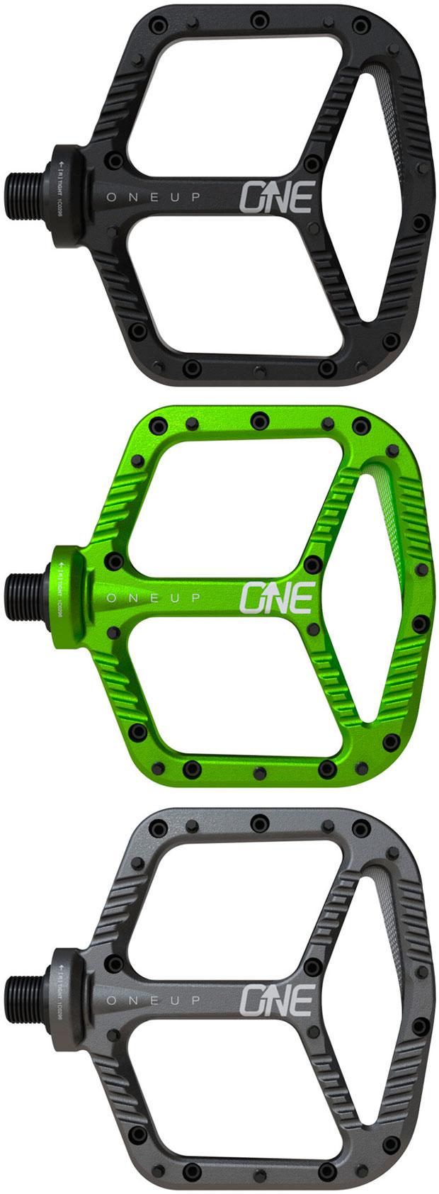 OneUp Components amplía su catálogo con el lanzamiento de dos pedales de plataforma
