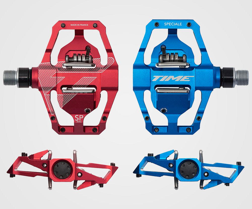 En TodoMountainBike: Time Speciale, pedales automáticos de plataforma para entusiastas del Enduro