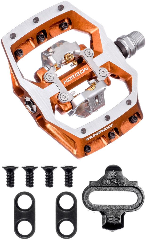 En TodoMountainBike: Nukeproof Horizon CS y CL, los primeros pedales de plataforma mixtos de la firma inglesa