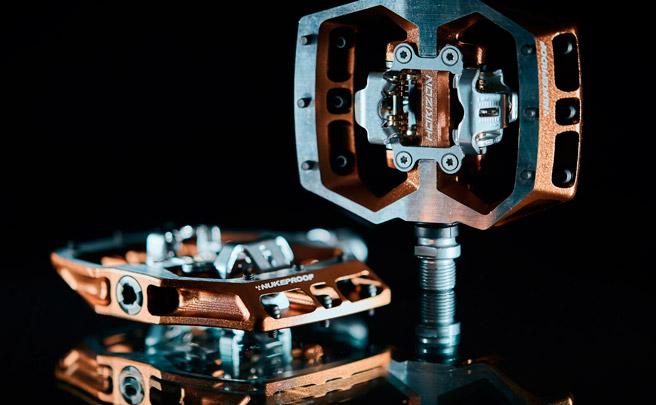 Nukeproof Horizon CS y CL, los primeros pedales de plataforma mixtos de la firma inglesa