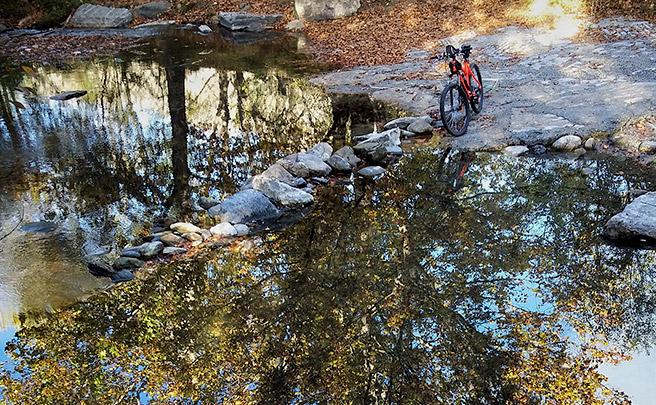 La foto del día en TodoMountainBike: 'En el río Genil'