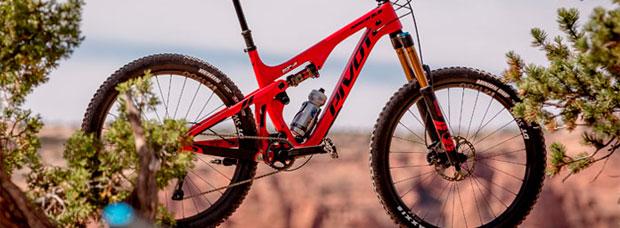 Pivot Mach 5.5 Carbon, buscando la quintaesencia del Trail