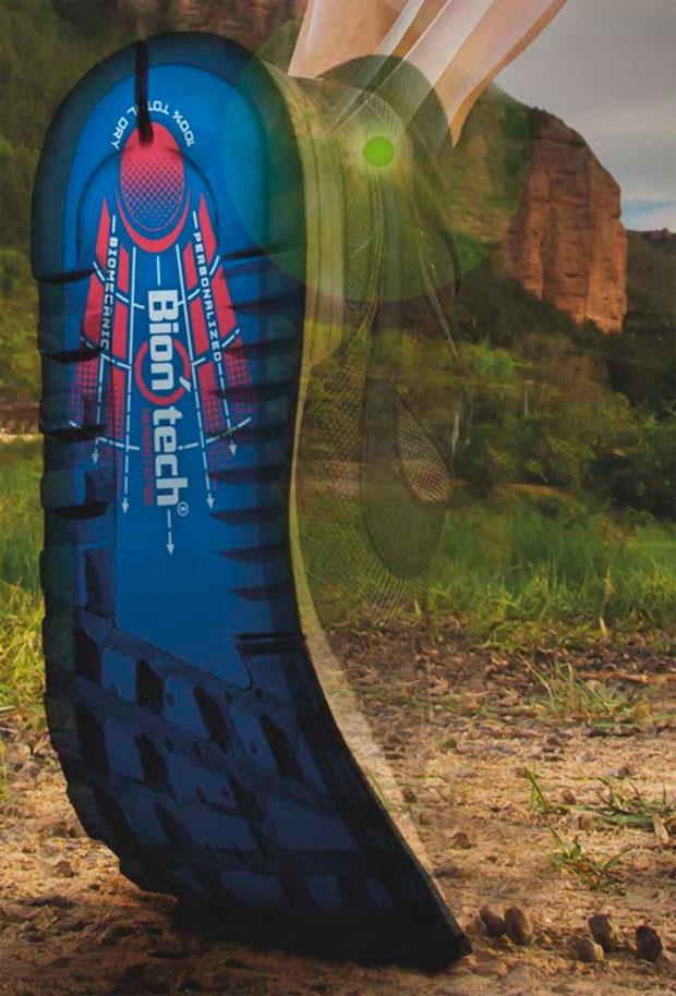 Adiós al dolor de pies con las plantillas termoconformables Biontech