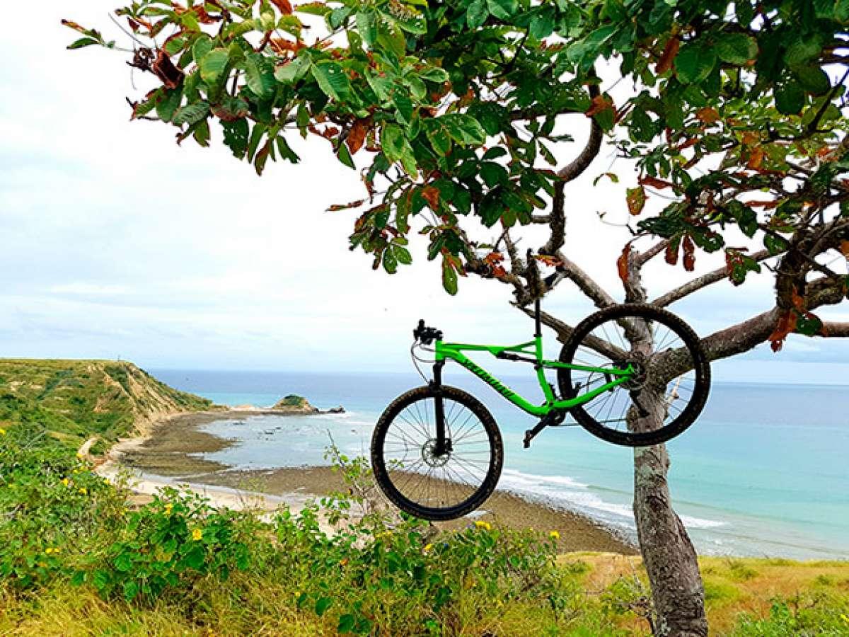La foto del día en TodoMountainBike: 'La Tiñosa (Ecuador)'