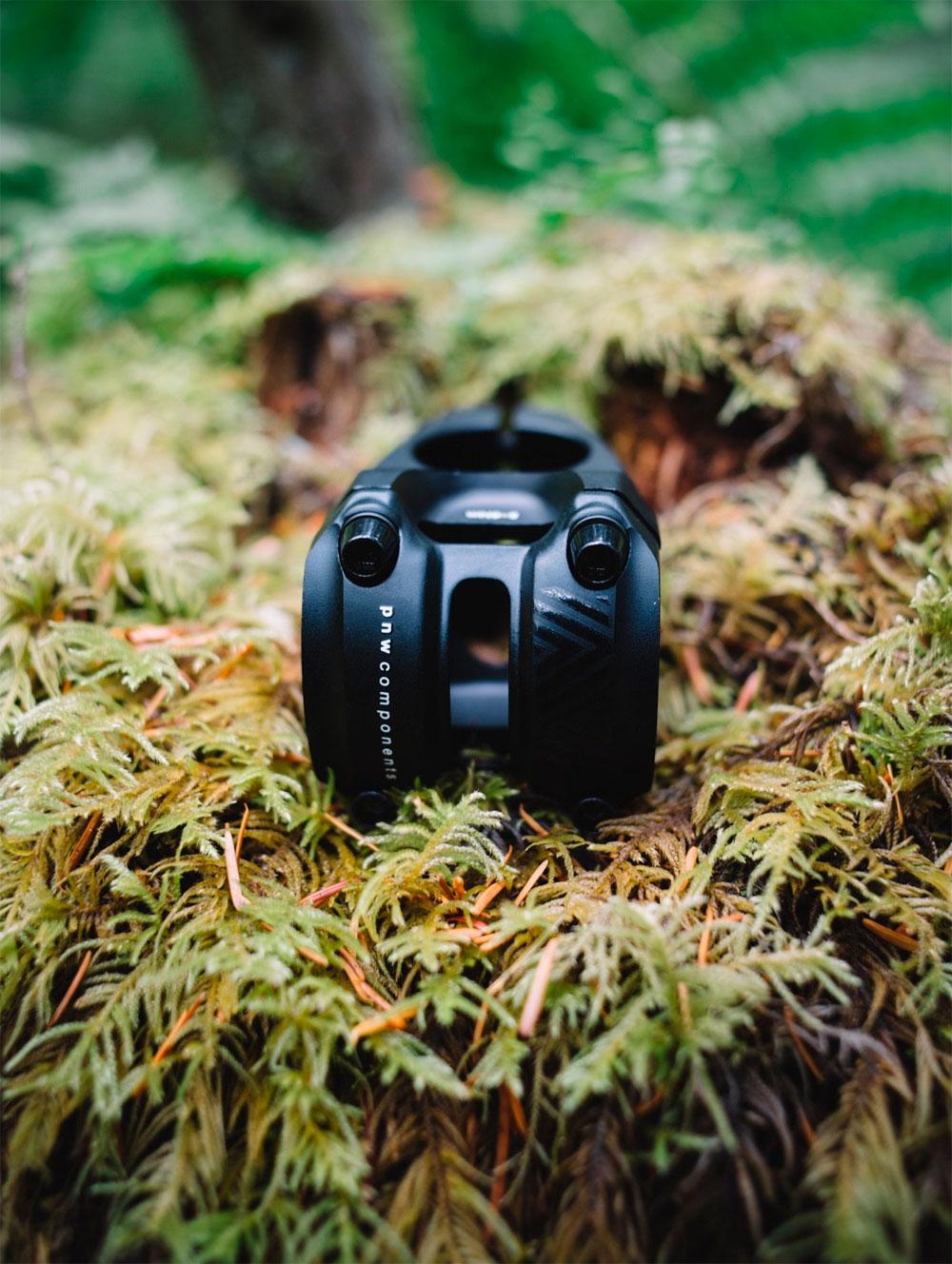 En TodoMountainBike: PNW Range, una potencia con anclaje integrado para cámaras GoPro o Garmin