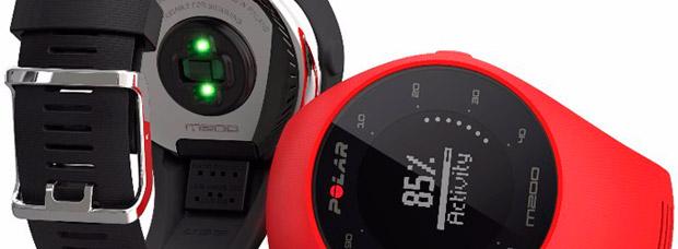 El reloj deportivo Polar M200, ya a la venta