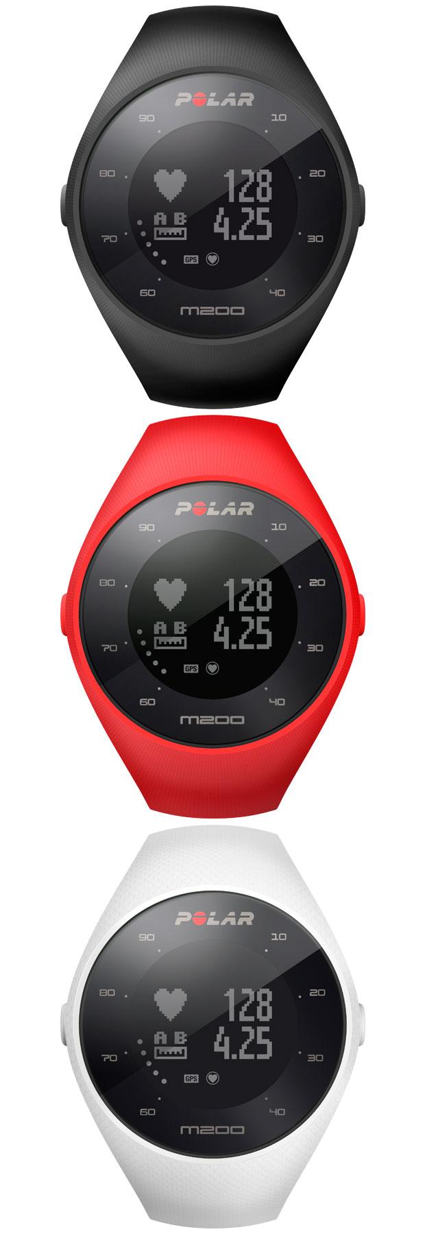En TodoMountainBike: Llega el color blanco para la gama de relojes GPS Polar M200