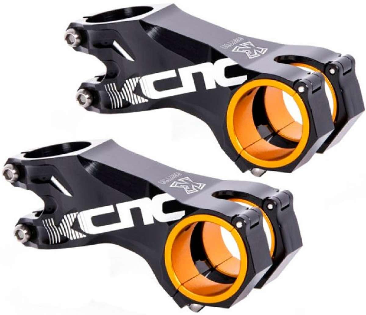 KCNC Reyton, la potencia perfecta para eliminar torsiones en manillares largos de XC