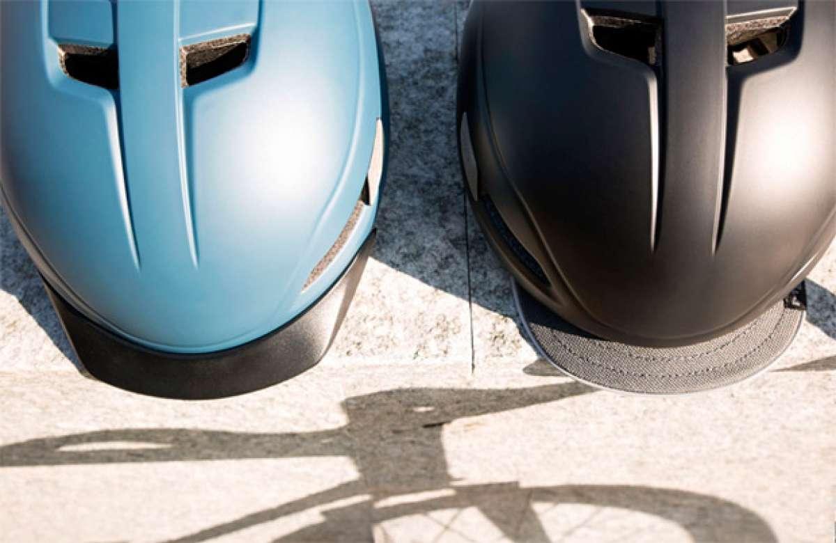 Así es el nuevo MET Corso, un casco versátil y elegante para ciclistas urbanos