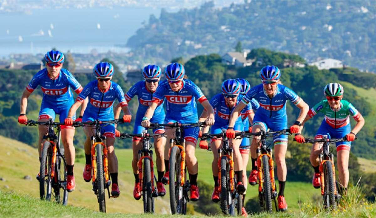 Nuevo nombre para el Luna Pro Team de Catharine Pendrel: Clif Pro Team