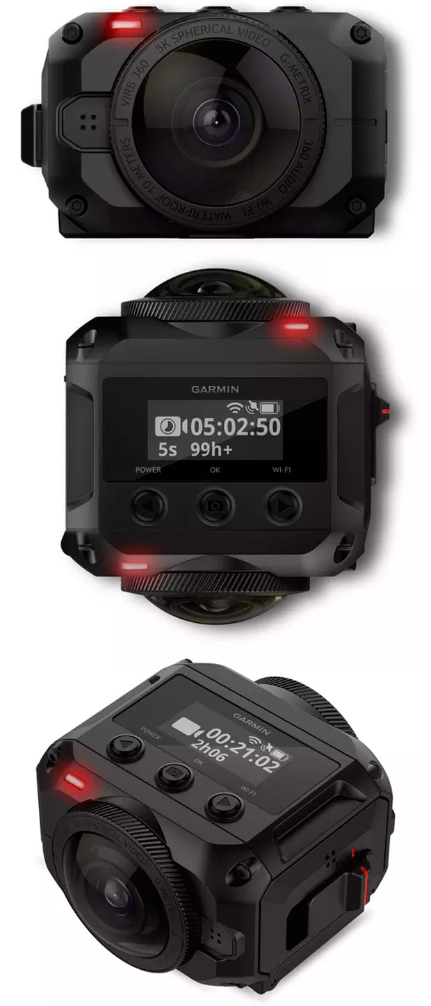 En TodoMountainBike: Captura inmersiva de vídeo y audio con la Garmin VIRB 360
