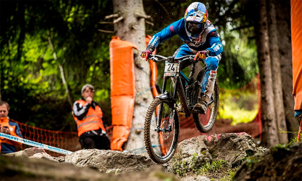 En TodoMountainBike: Los integrantes del equipo Giant Factory Off Road 2017, al completo