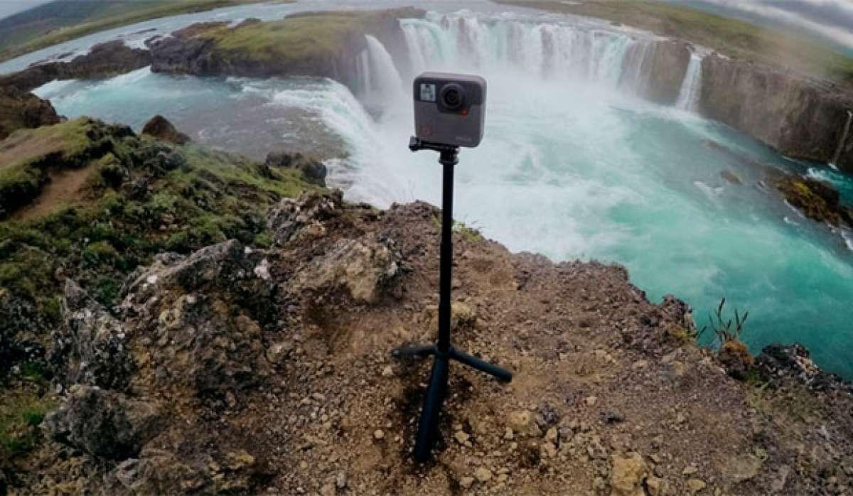 La GoPro Fusion, al detalle