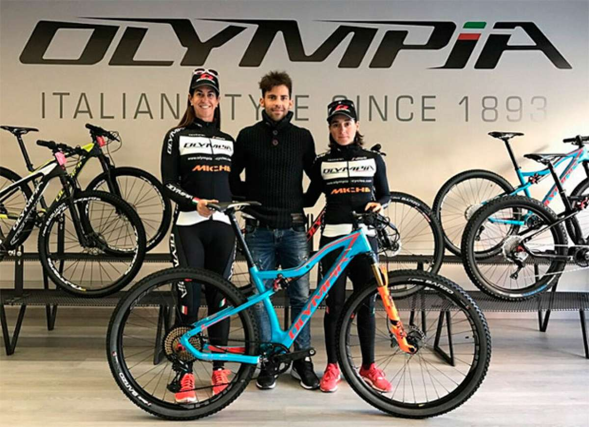 En TodoMountainBike: Sandra Santanyes y Mayalen Noriega, nuevas integrantes del Olympia Factory Cycling Team 2017