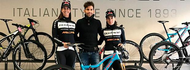 Sandra Santanyes y Mayalen Noriega, nuevas integrantes del Olympia Factory Cycling Team 2017