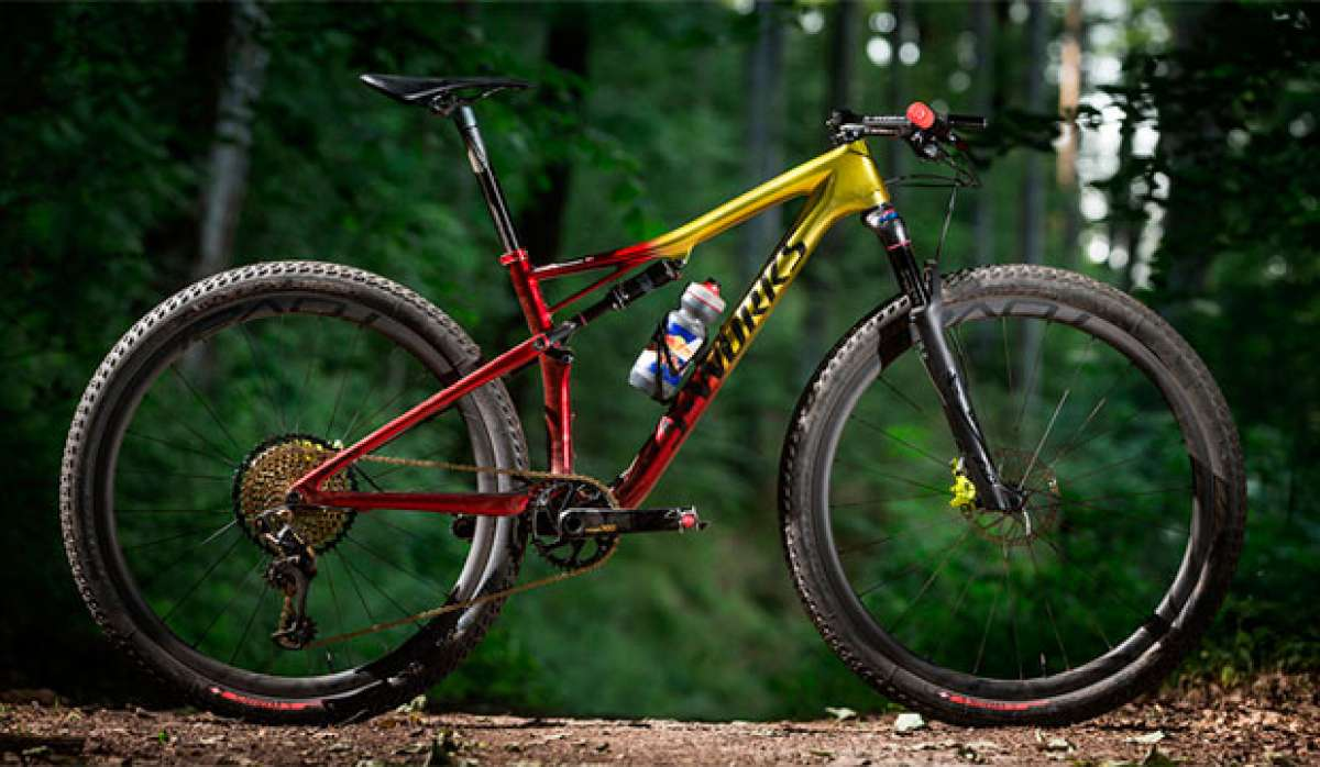 La Specialized Epic de 2018 en acción