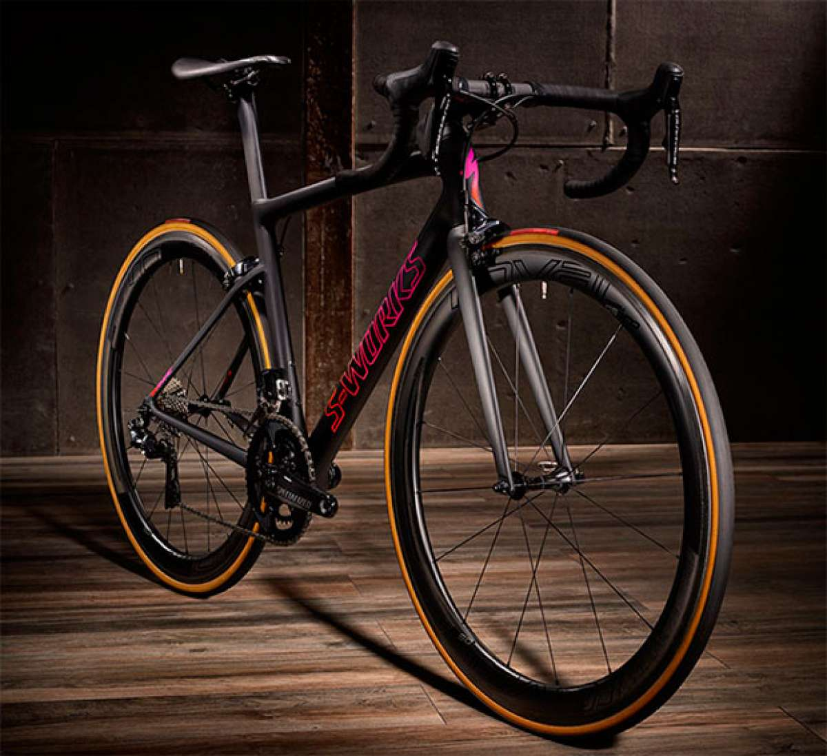 La Specialized Tarmac de 2018 en acción