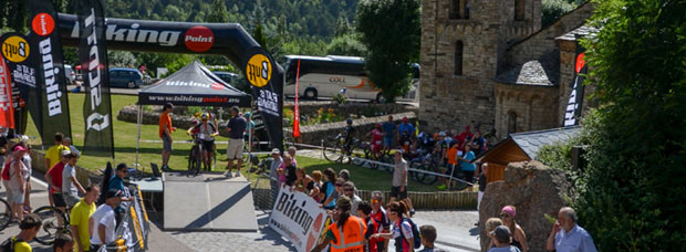 Última cita de la Copa Catalana Internacional BTT Biking Point 2017 en la Vall de Boí